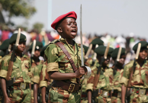 child soldiers in zimbabwe essay