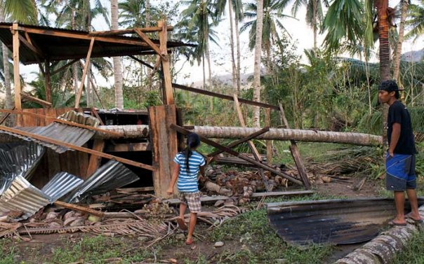 Typhoon BOPHA (Pablo) - Tony Mar Remains Hopeful After Typhoon Bopha