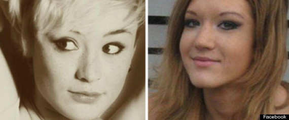 Raven Cassidy Furlong, 17, left, has been missing since Feb. 5, 2013. Kara Nichols, 19, pictured on the right, has been missing since Oct. 9, 2012.